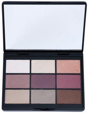 Gosh Shadow Collection paleta de sombras de ojos con un espejo pequeño