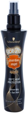 got2b Guardian Angel spray styling pentru par intins