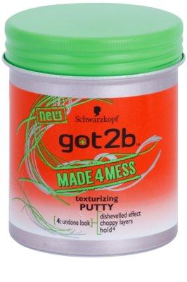 got2b Made 4 Mess Styling-Putty für das Haar