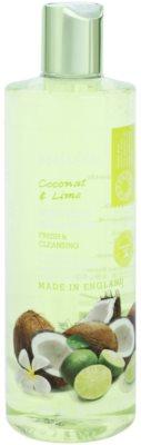 Grace Cole Fruit Works Coconut & Lime gel de dus revigorant fara parabeni