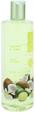 Grace Cole Fruit Works Coconut & Lime osviežujúci sprchový gél bez parabénov