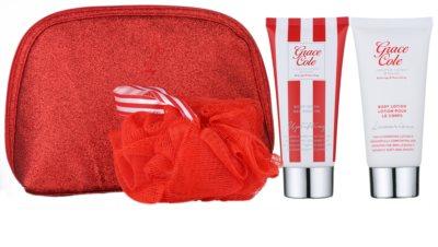 Grace Cole Frosted Cherry & Vanilla zestaw kosmetyków I.
