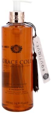 Grace Cole Boutique Ginger Lily & Mandarin folyékony szappan kézre