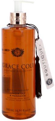 Grace Cole Boutique Ginger Lily & Mandarin tekuté mydlo na ruky