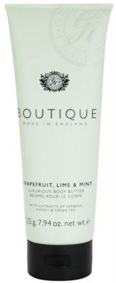Grace Cole Boutique Grapefruit Lime & Mint luxuriöse Körperbutter