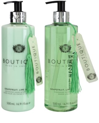 Grace Cole Boutique Grapefruit Lime & Mint kozmetika szett I. 1