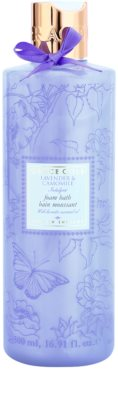 Grace Cole Floral Collection Lavender & Camomile espuma de banho