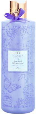 Grace Cole Floral Collection Lavender & Camomile pena do kúpeľa