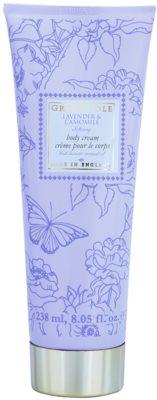 Grace Cole Floral Collection Lavender & Camomile krema za telo