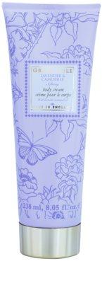 Grace Cole Floral Collection Lavender & Camomile telový krém