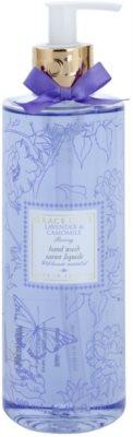 Grace Cole Floral Collection Lavender & Camomile sabonete líquido para mãos