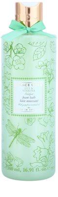 Grace Cole Floral Collection Lily & Verbena pena do kúpeľa
