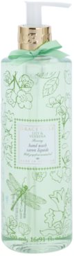 Grace Cole Floral Collection Lily & Verbena folyékony szappan kézre