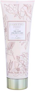 Grace Cole Floral Collection Magnolia & Vanilla creme corporal