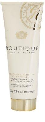 Grace Cole Boutique Nectarine Blossom & Grapefruit luxusní tělové máslo