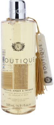 Grace Cole Boutique Orchid, Amber & Incense beruhigendes Bade - und Duschgel