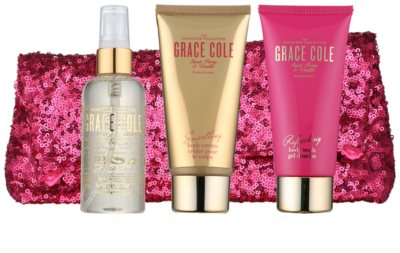 Grace Cole The Signature Sweet Peony & Vanilla lote cosmético I.