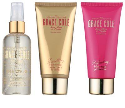 Grace Cole The Signature Sweet Peony & Vanilla kozmetická sada I. 1