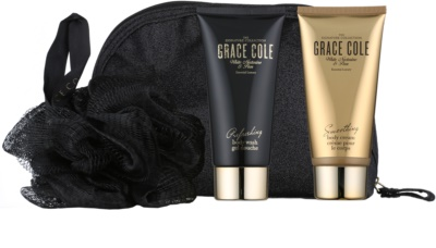 Grace Cole The Signature White Nectarine & Pear zestaw kosmetyków I.