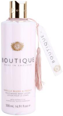 Grace Cole Boutique Vanilla Blush & Peony hydratačné telové mlieko