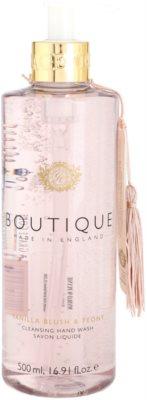 Grace Cole Boutique Vanilla Blush & Peony sapun lichid de maini