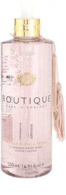 Grace Cole Boutique Vanilla Blush & Peony рідке мило для рук