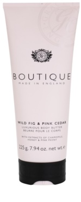 Grace Cole Boutique Wild Fig & Pink Cedar luxuriöse Körperbutter