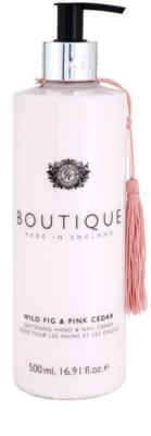 Grace Cole Boutique Wild Fig & Pink Cedar bőrfinomító krém kézre és körmökre