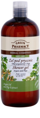 Green Pharmacy Body Care Argan Oil & Figs gel de ducha