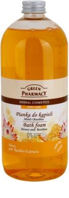 Green Pharmacy Body Care Honey & Rooibos espuma de baño