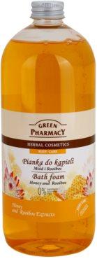 Green Pharmacy Body Care Honey & Rooibos pěna do koupele
