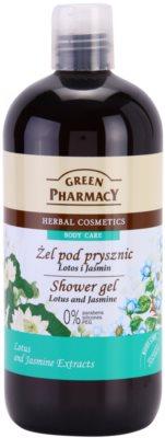 Green Pharmacy Body Care Lotus & Jasmine sprchový gél