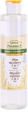 Green Pharmacy Face Care Oat Mizellarwasser 3in1