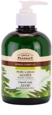 Green Pharmacy Hand Care Aloe sapun lichid