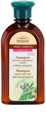 Green Pharmacy Hair Care Greater Burdock шампоан  против косопад