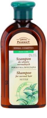 Green Pharmacy Hair Care Nettle champú para cabello normal
