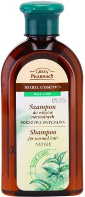 Green Pharmacy Hair Care Nettle sampon pentru par normal