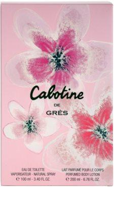Gres Cabotine coffrets presente 3