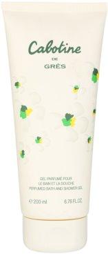 Gres Cabotine sprchový gel pro ženy