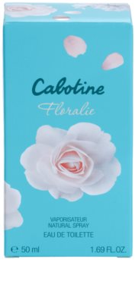 Gres Cabotine Floralie eau de toilette para mujer 4