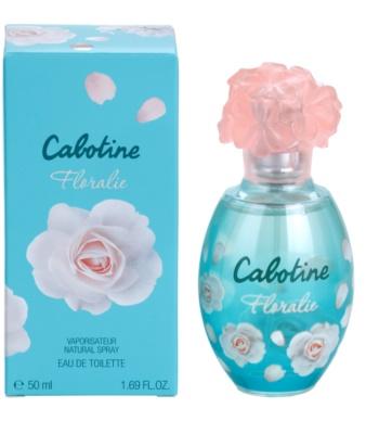 Gres Cabotine Floralie Eau de Toilette für Damen