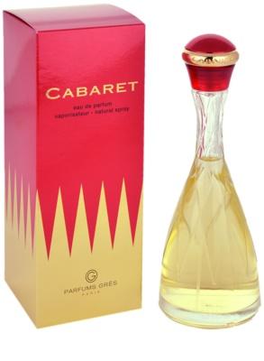 Gres Cabaret eau de parfum nőknek