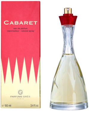 Gres Cabaret parfémovaná voda tester pre ženy