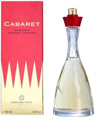 Gres Cabaret парфюмна вода тестер за жени