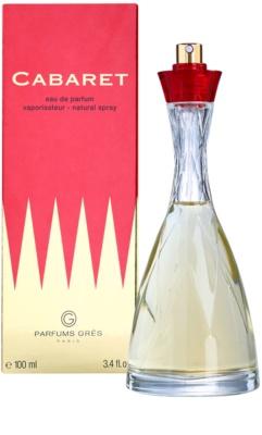 Gres Cabaret parfémovaná voda tester pre ženy 3