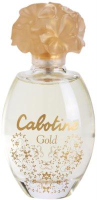 Gres Cabotine Gold Eau de Toilette para mulheres 2