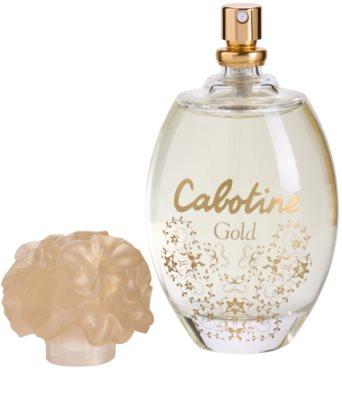 Gres Cabotine Gold Eau de Toilette para mulheres 3