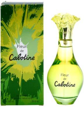 Gres Fleur de Cabotine Eau de Toilette para mulheres