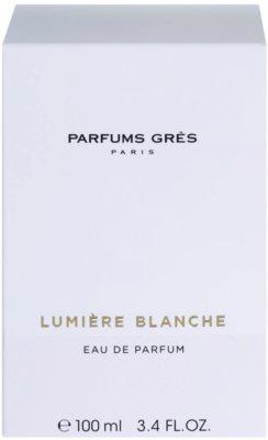 Gres Lumiere Blanche Eau de Parfum für Damen 4