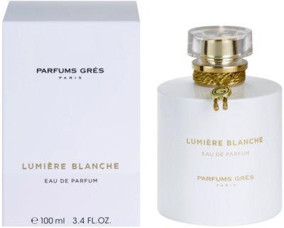 Gres Lumiere Blanche Eau de Parfum für Damen